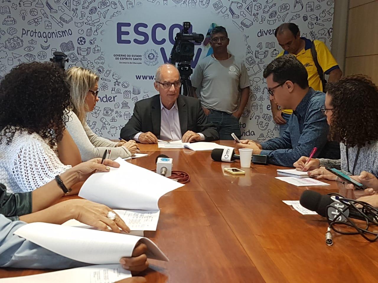 Governo ES - Oportunidade  Sedu abre 916 vagas para cursos técnicos ea28c383dd6fb