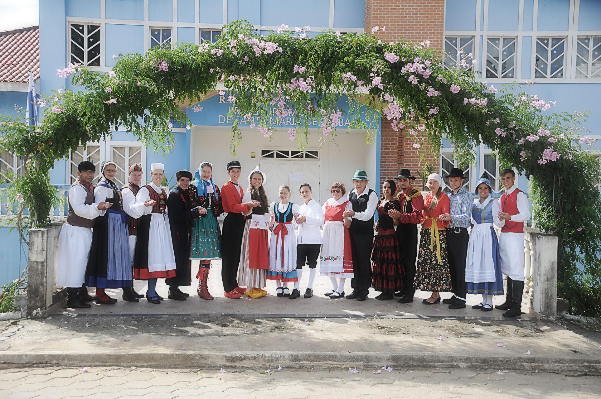 Governo ES - 28ª Festa Pomerana anima Santa Maria de Jetibá