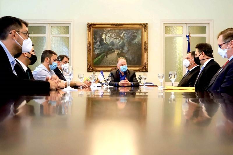 Governo do Estado firma parceria com TJES para implantar Processo Judicial Eletrônico e integração com Delegacia On-line
