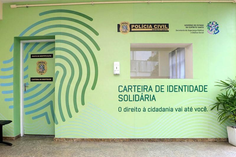 Governo do Estado lança projeto Carteira de Identidade Solidária