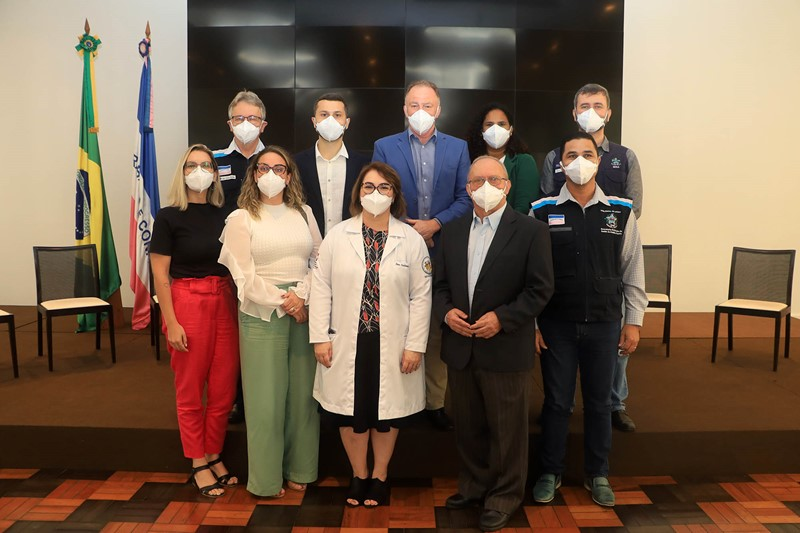Viana receberá estudo para efetividade de vacina contra a Covid-19 em população de 18 a 49 anos