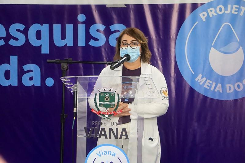 Viana Vacinada: Dia D de vacinação é realizado neste domingo (13)