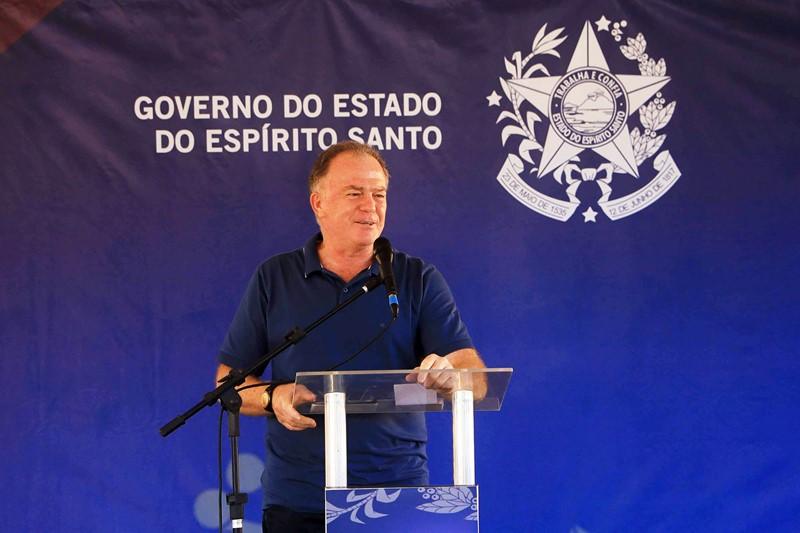 Governo do Estado inaugura Rodovia ES-436