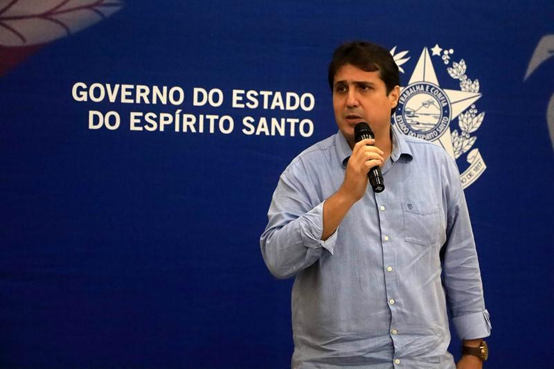 Governador anuncia novos investimentos em Cachoeiro de Itapemirim