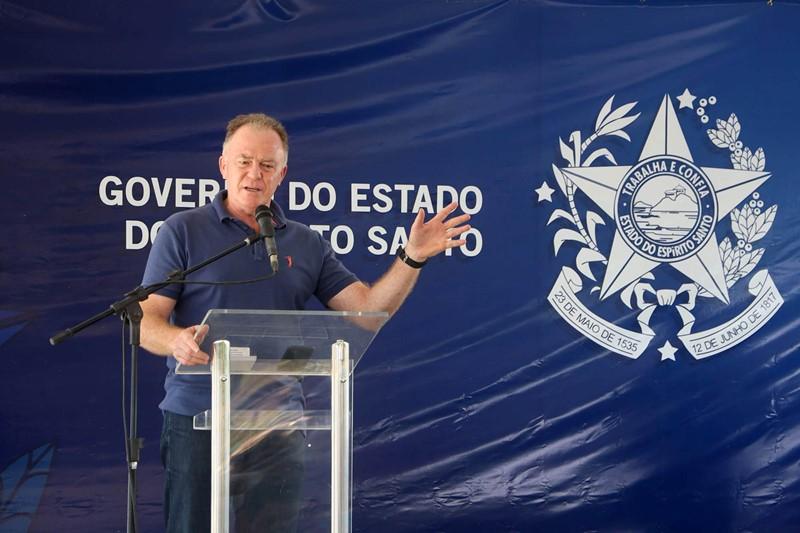 Estado inaugura obras de pavimentação do trecho Conceição da Barra x Itaúnas