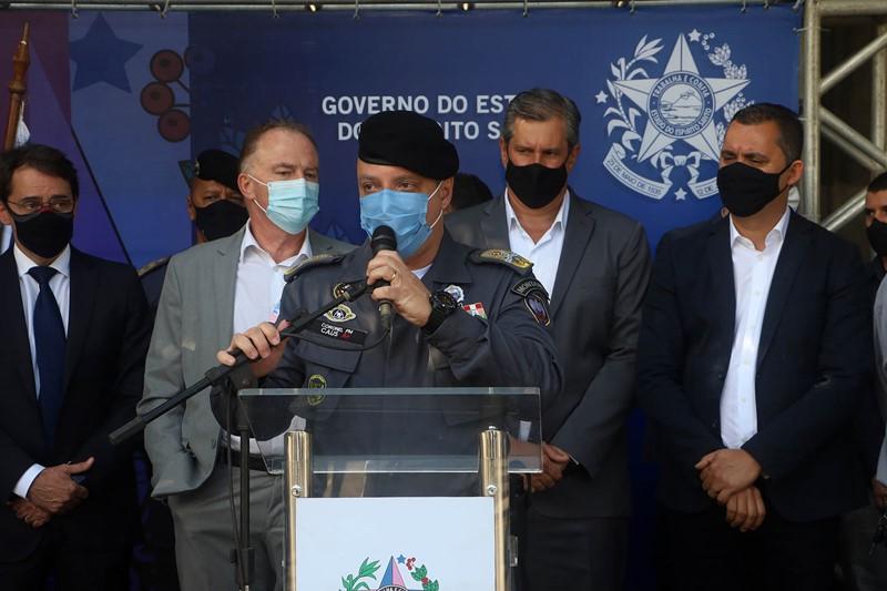 Governo do Estado lança Operação Patrulha da Comunidade na Grande Vitória