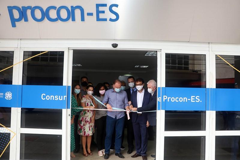 Inauguração da nova sede do Procon-ES e lançamento do CDC Acessível marcam Semana do Consumidor