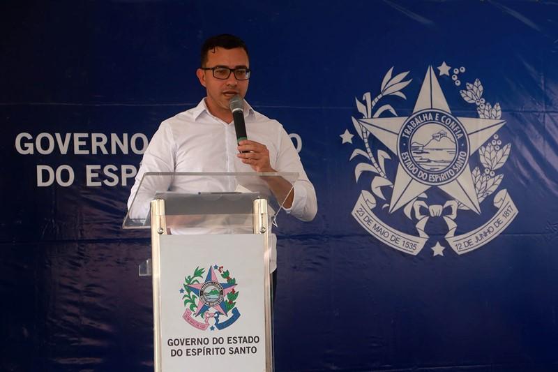 Governo do Estado inaugura Posto Avançado de Bombeiros e base do SAMU 192 em São Gabriel da Palha