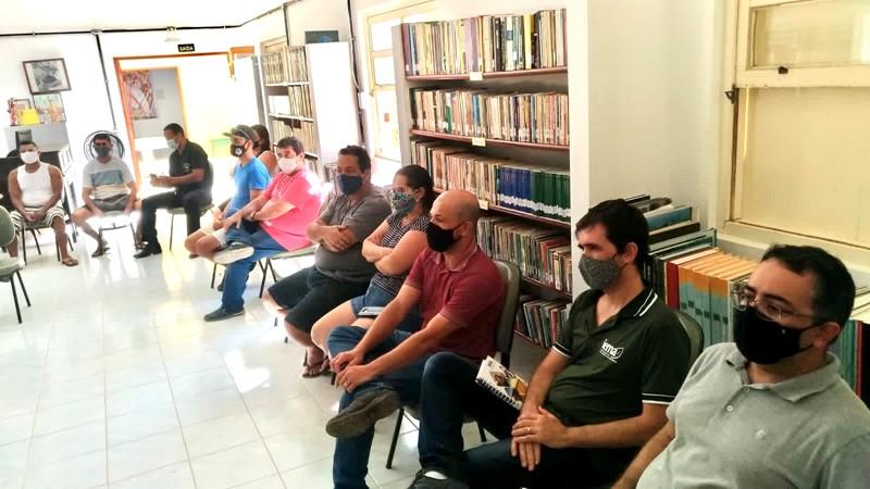 Encontro com empreendedores de Itaúnas discute ações de promoção para o destino