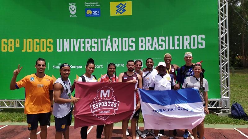Bolsistas capixabas conquistam medalhas no Jubs em Brasília