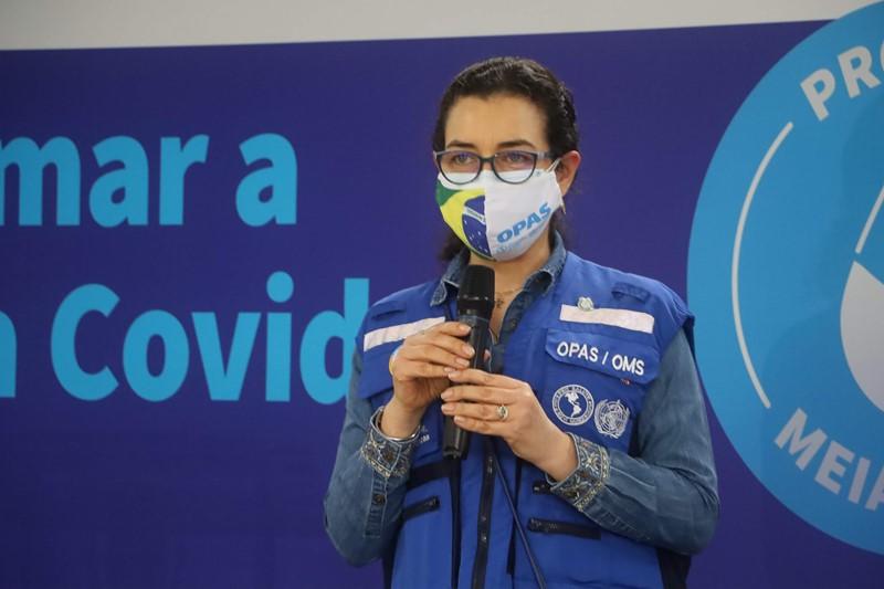 Viana Vacinada: dia D marca a aplicação da segunda meia dose na população vianense