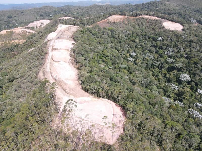 Iema flagra crimes ambientais na zona de amortecimento do Parque Pedra Azul