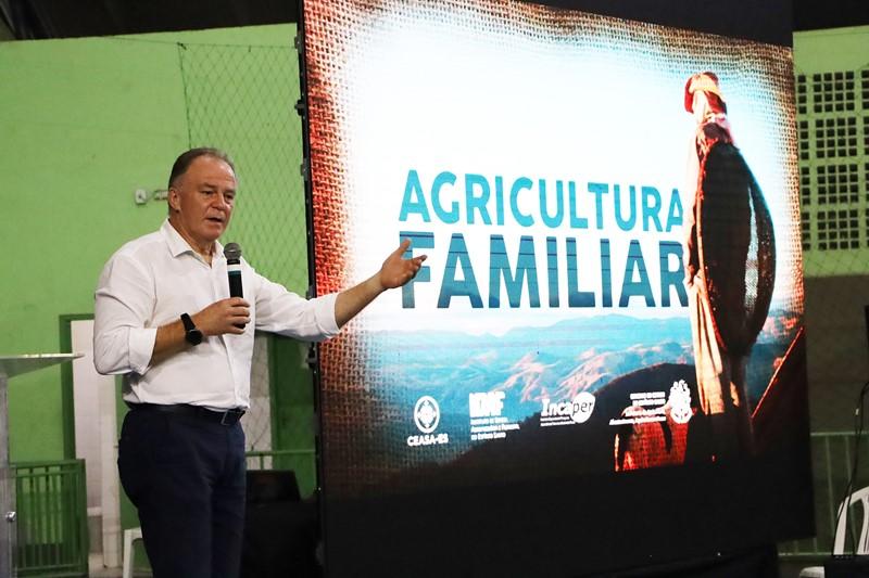 Semana da Agricultura Familiar é comemorada com ações e investimentos do Governo do Estado