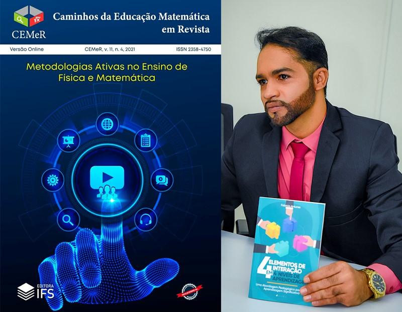 Prática desenvolvida em escola de Aracruz é publicada em revista