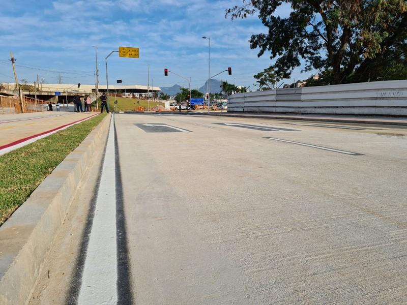Novo retorno da Avenida Alexandre Buaiz e saída do Porto de Vitória liberados a partir deste domingo (18)