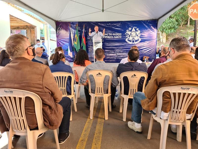 Governador anuncia R$ 34 milhões em investimentos para Marechal Floriano