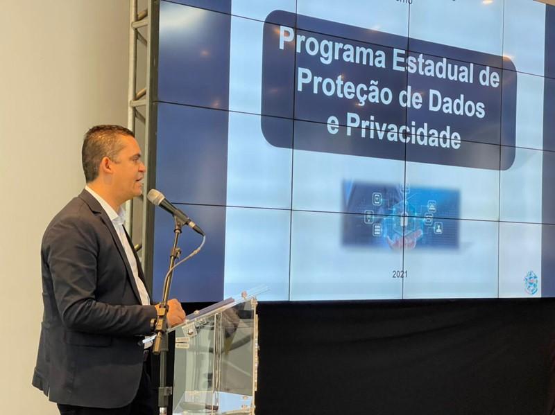 Governo lança Programa Estadual de Proteção de Dados e Privacidade
