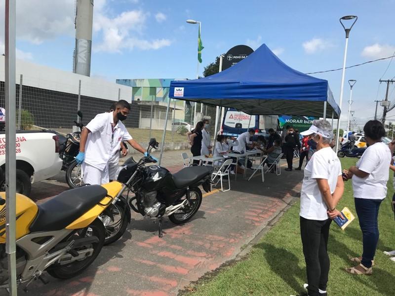 Semana Nacional de Trânsito começa no Espírito Santo com foco em motociclistas