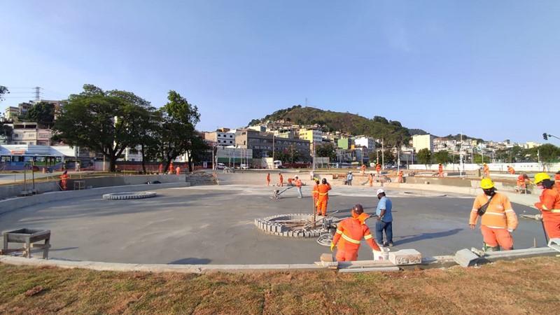Praça do Portal do Príncipe contará com espaço infantil, academia e espaço Pra Cão
