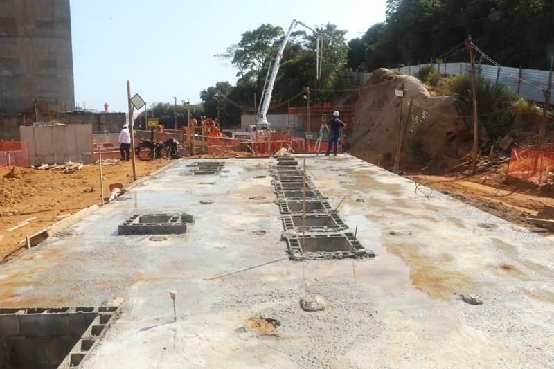 Obras da Terceira Ponte começam também no trecho de Vila Velha