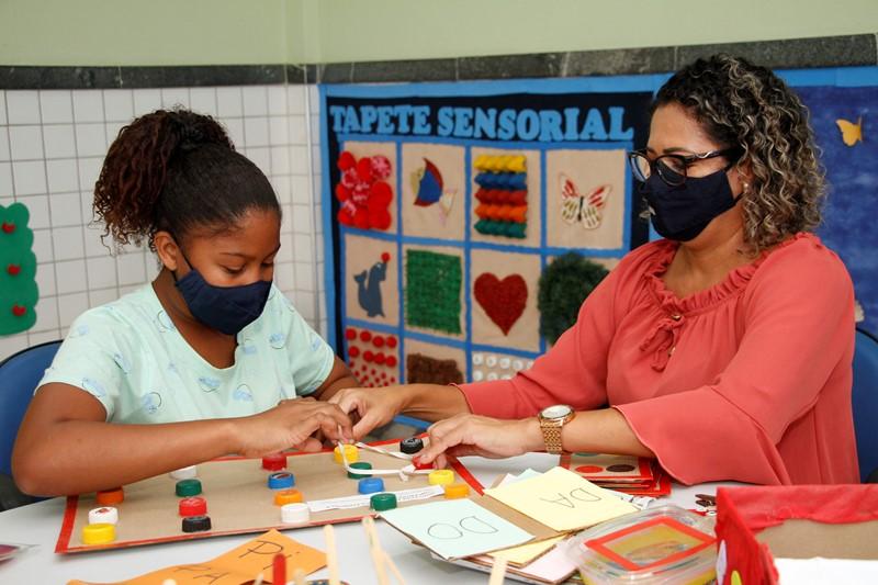 Educação Especial receberá investimento de quase R$ 9,5 milhões