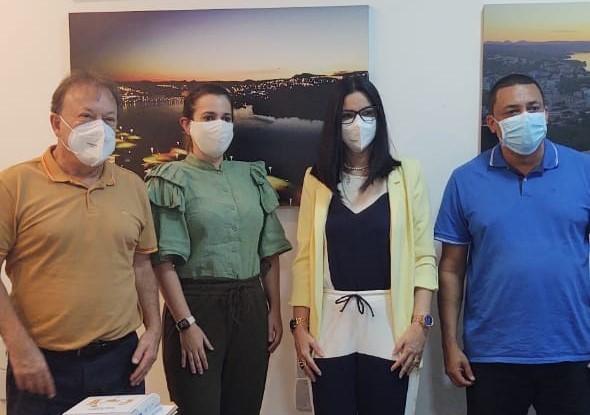 SEDH e Prefeitura de Colatina debatem implantação de CRJ no município