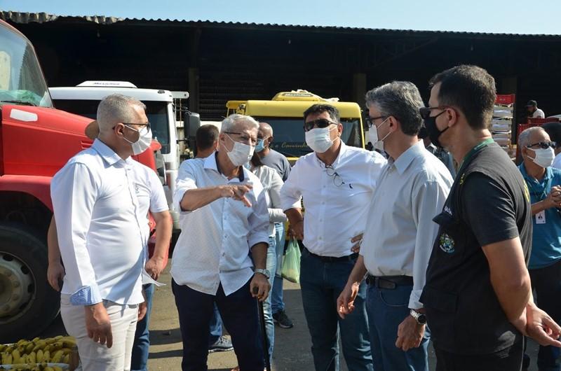 Seag realiza visita técnica na Ceasa-ES
