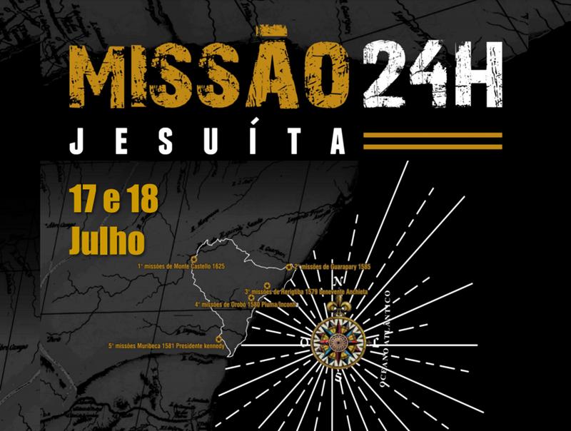 Desafio de ciclismo divulga missão jesuíta no sul do Espírito Santo
