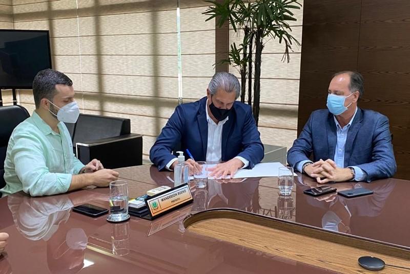 Sesp e Prefeitura de Viana assinam Convênio de Cooperação Técnica