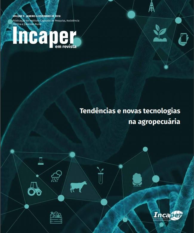 """""""Incaper em Revista"""" aborda as tendências e as novas tecnologias na agropecuária"""