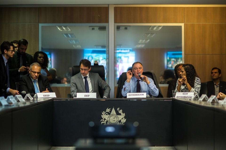 Governo implanta Programa Estado Presente para reduzir criminalidade no Espírito Santo