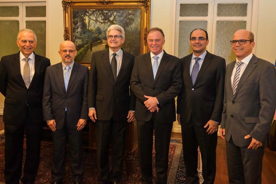 Heber Resende é  o novo presidente da Companhia de Gás do Espírito Santo/ES Gás