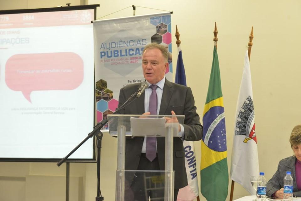 População aponta os desafios do Estado para os quatro anos de gestão do Governo 1