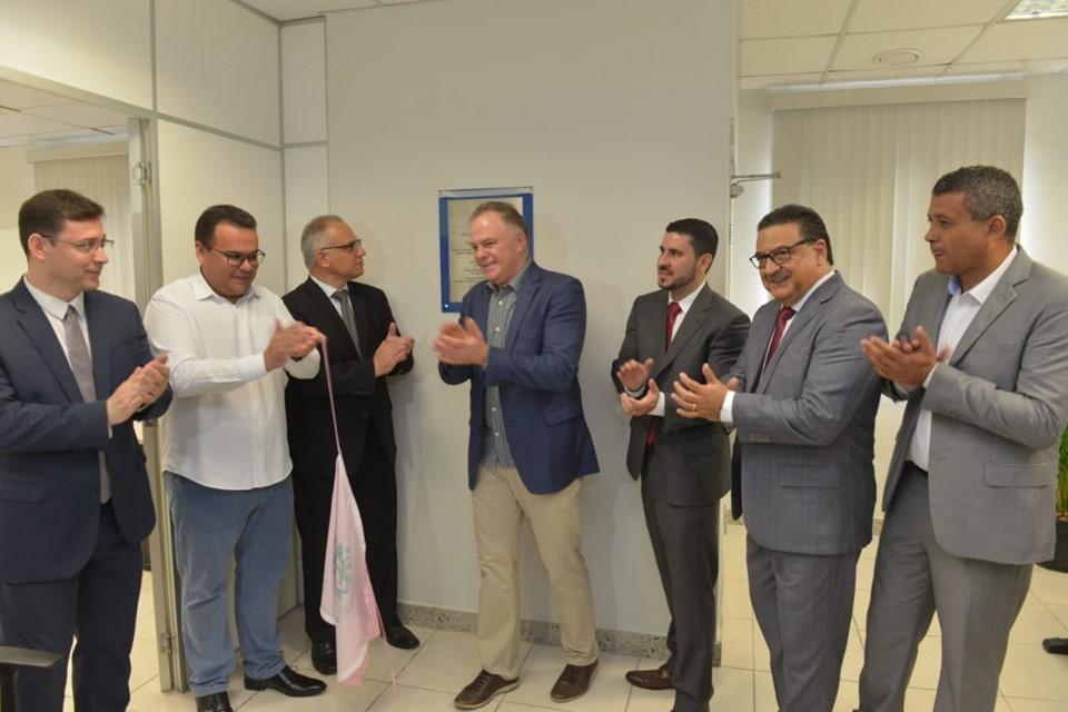 Delegacia para investigar tráfico e venda ilegal de armas no ES é inaugurada