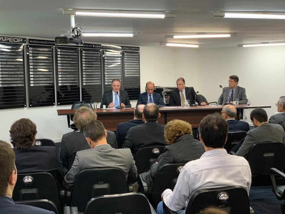 Equipe do Governo Estadual vai atrás de  investidores em São Paulo
