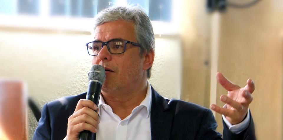 Governador anuncia Marcos Kneip Navarro como novo Secretário de Estado de Desenvolvimento