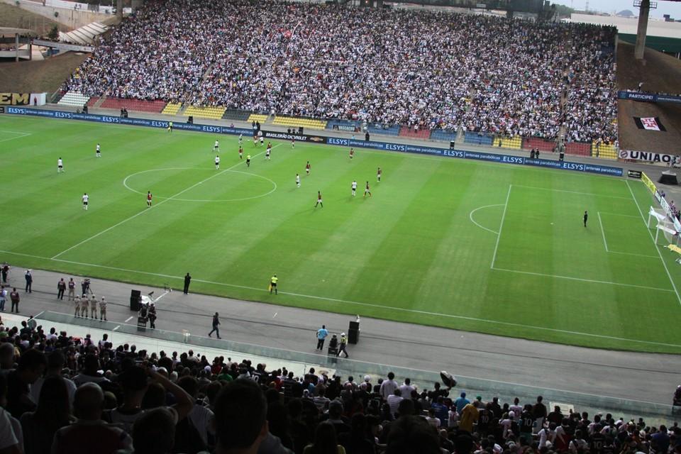 Kleber Andrade é único estádio do Sudeste a sediar Copa do Mundo sub-17